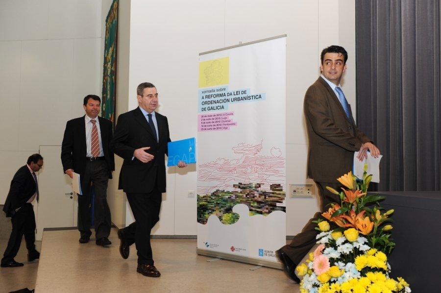Inauguración - Coruña